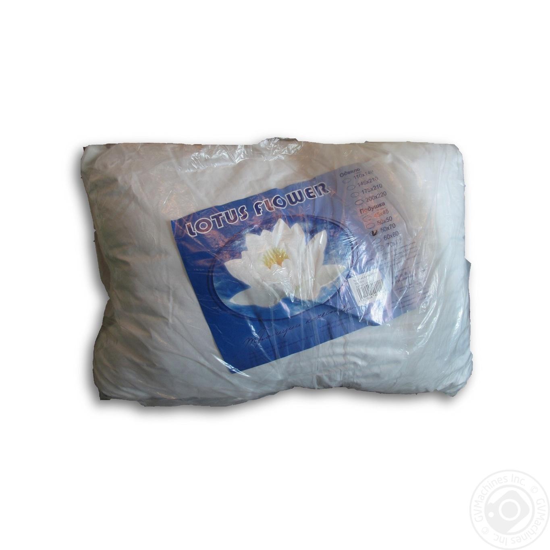 Купить ПОДУШКА LOTUS FLOWER 50Х70СМ