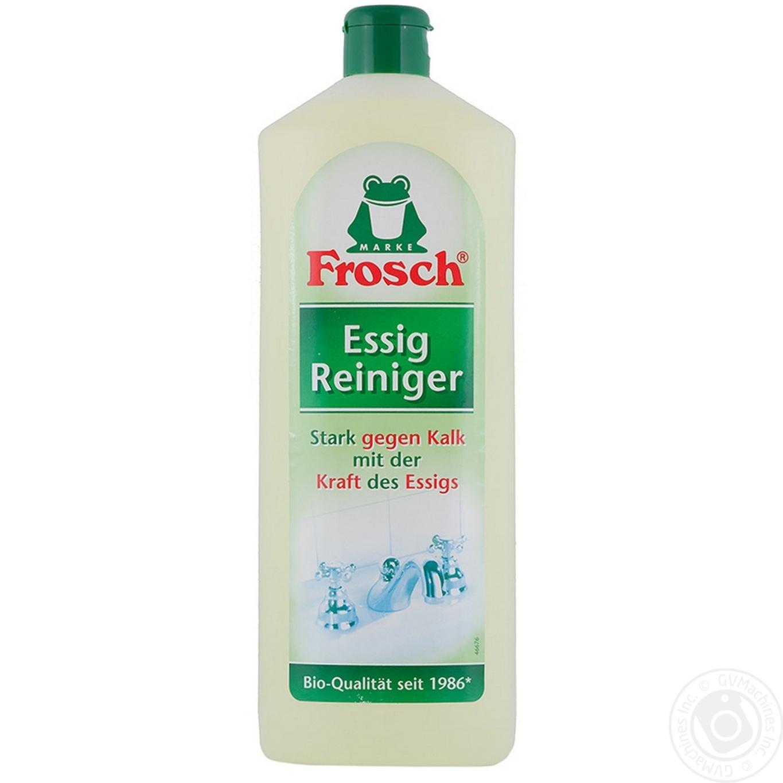 Купить Средство Frosch Сода для чистки с яблочного уксуса универсальный 1л