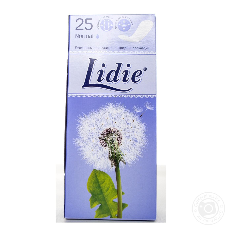 Купить Прокладки ежедневные Lidie Normal 25шт