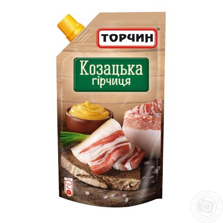 Купить Горчица Торчин Казацкая 130г