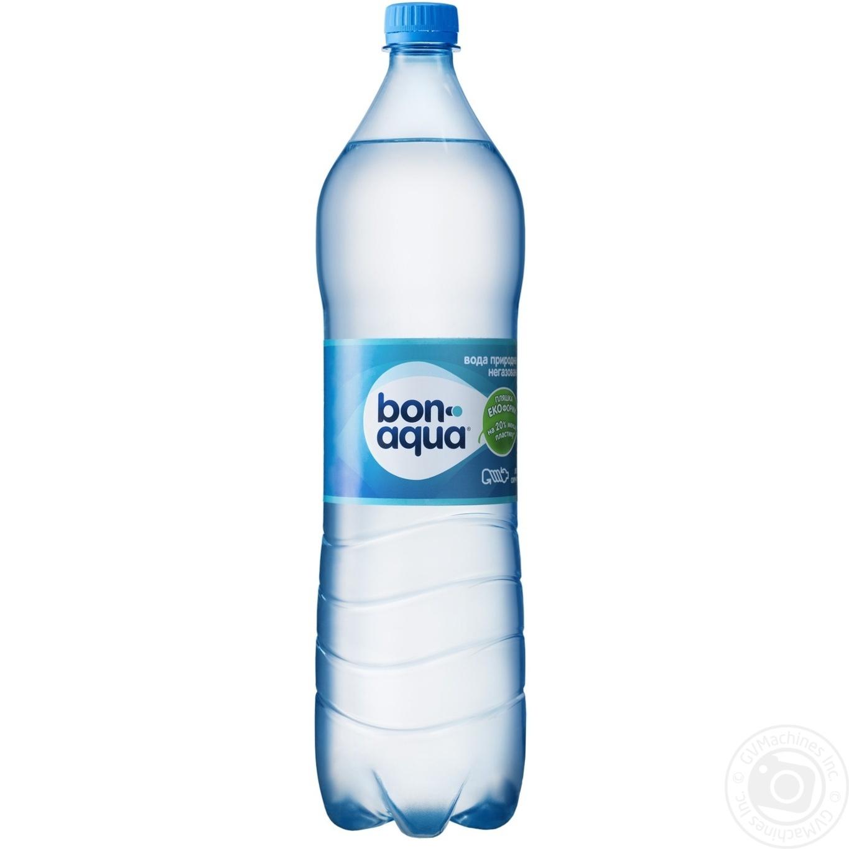 Купить Мінеральна вода, Вода Бонаква негазована 1500мл