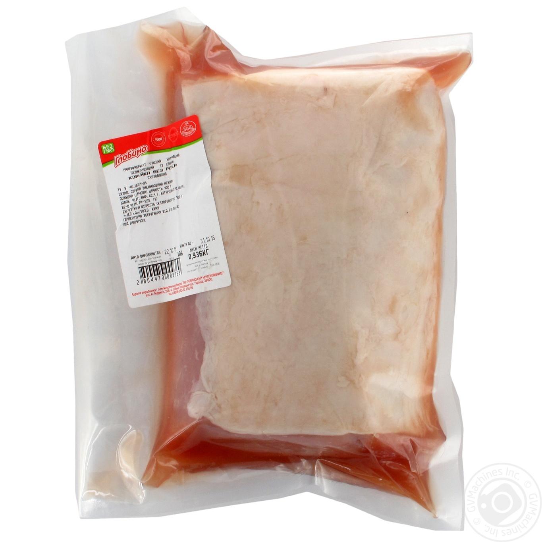 Купить Корейка свинная Глобино б/к вакуум от 1500г