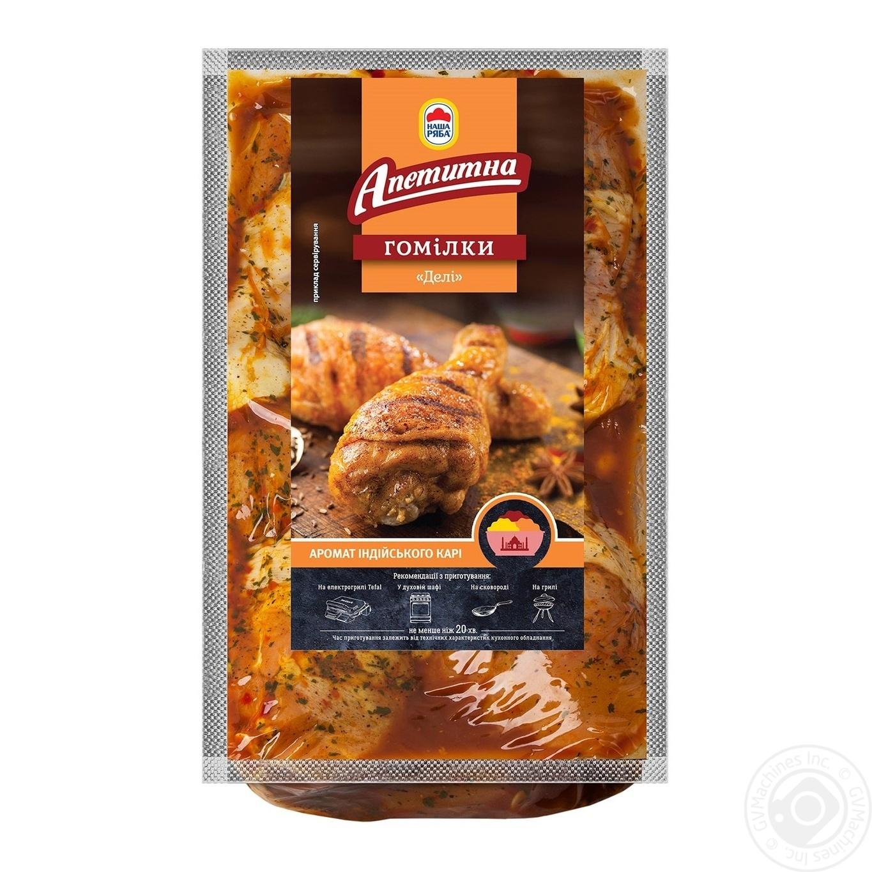 Купить Голени Дели Наша Ряба Аппетитная охлажденные (упаковка ~ 900-1100г)