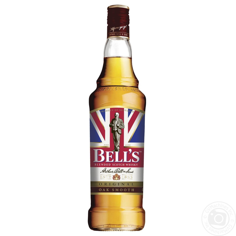 Купить Виски Bell's Original 0, 7л