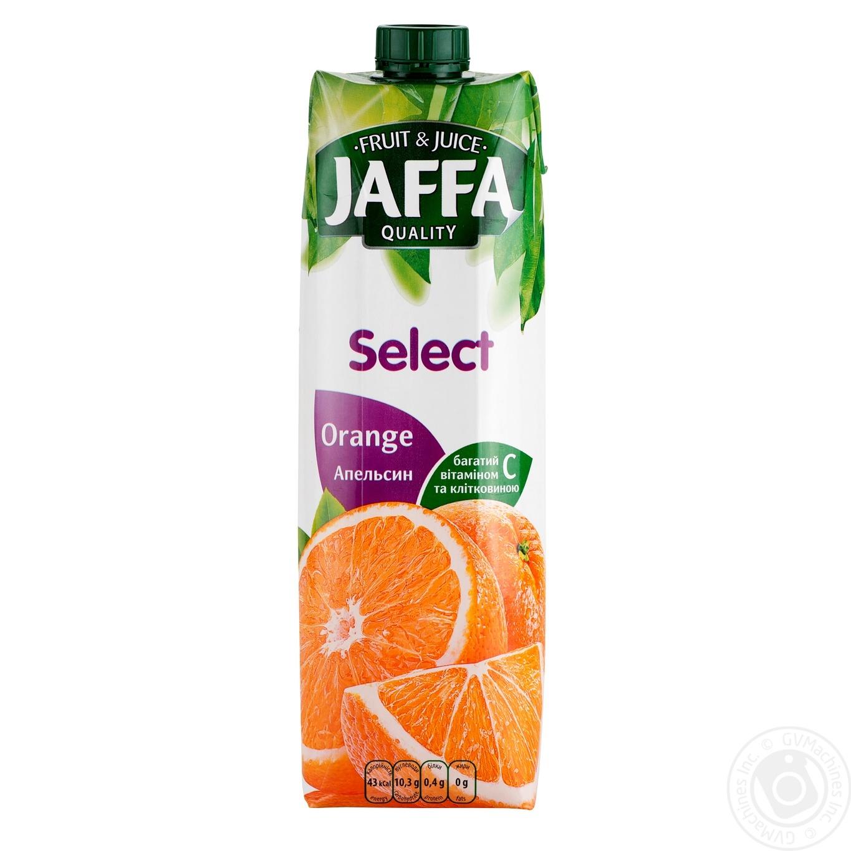 Купить Нектар Джаффа Апельсиновый пастеризованный 1000мл