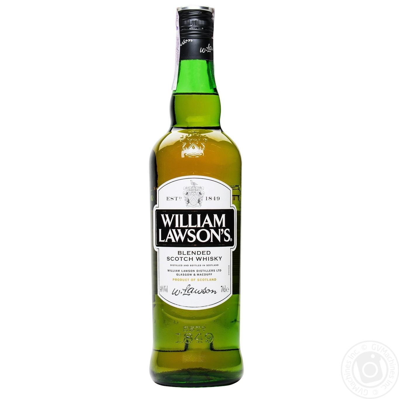 Купить Виски William Lawson's 0.7л