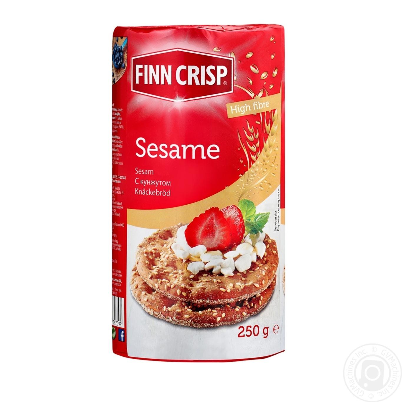 Купить Хлебцы Finn Crisp пшеничные 250г