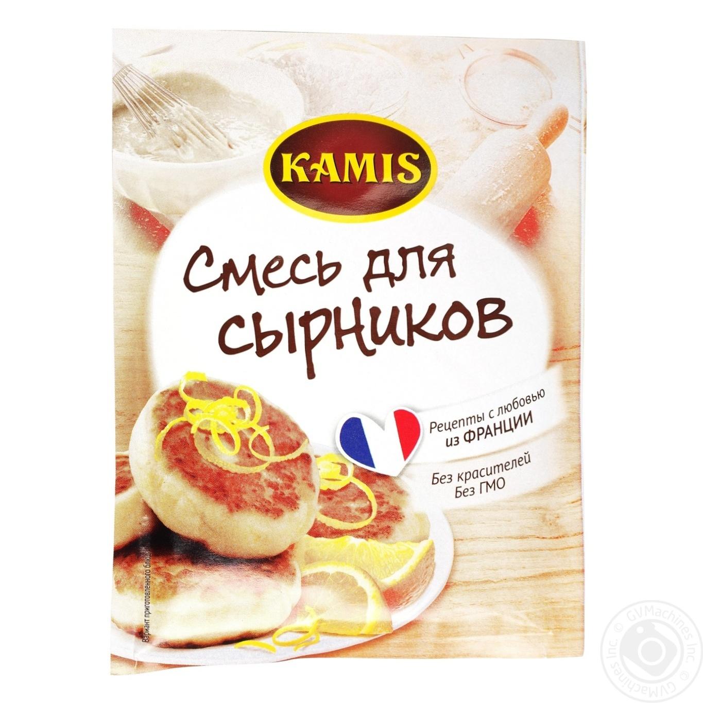 Купить Смесь для сырников Kamis 20г