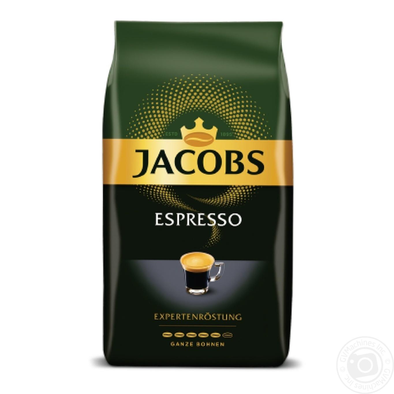 Купить Кофе Jacobs Espresso в зернах 1кг