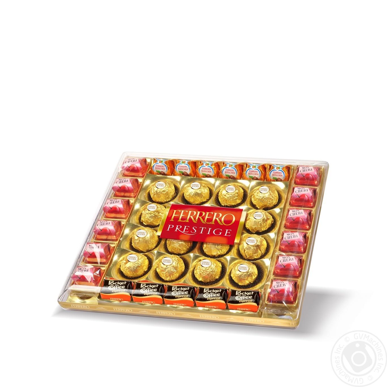 Купить Цукерки та батончики, Набір цукерок Ferrero Prestige 441, 9г