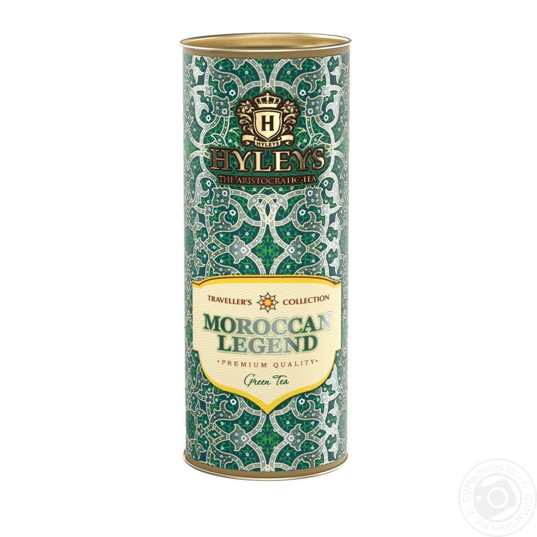 Купить Чай зелений Hyleys марокканська легенда 50г