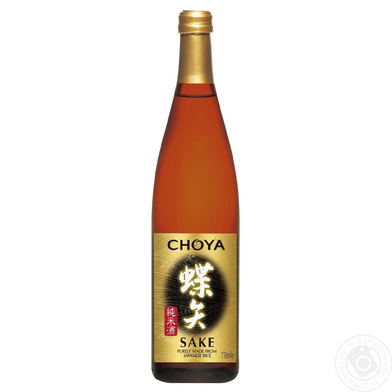 Купить Алкоголь та енергетики, Саке Choya 14, 5% 0, 75л