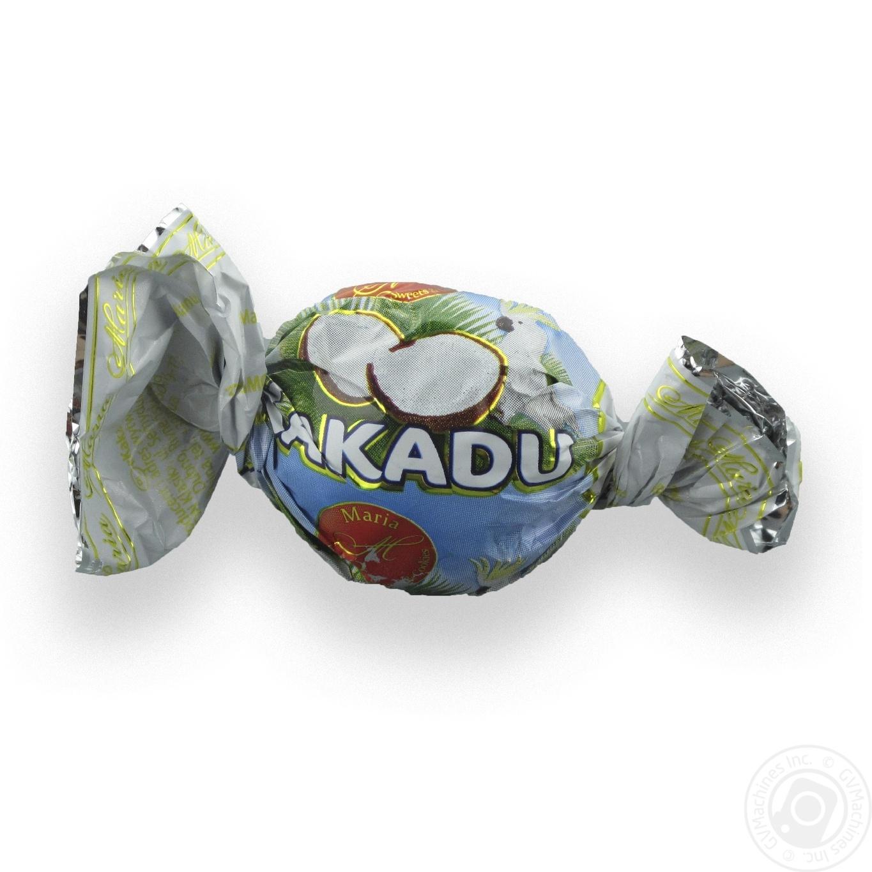 Купить Цукерки та батончики, Цукерки Марія Какаду з кокосовою начинкою вагові