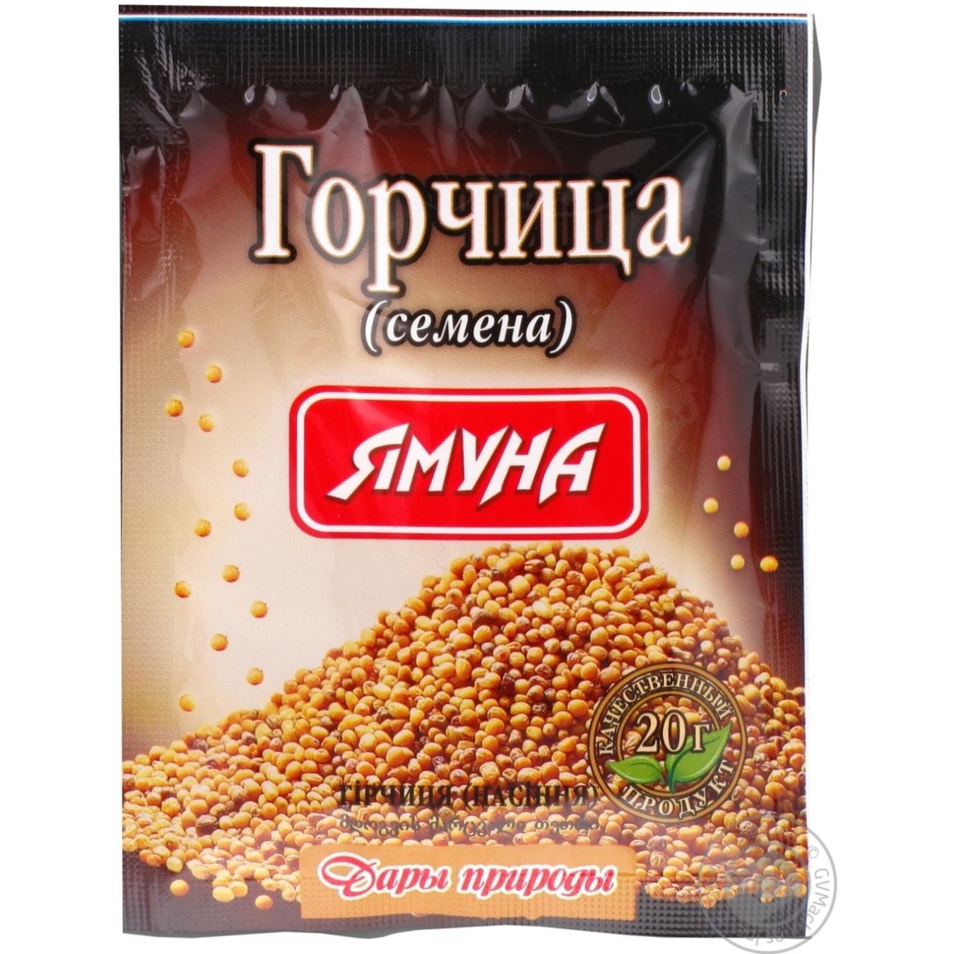 Купить Горчица (семена) Ямуна 20г
