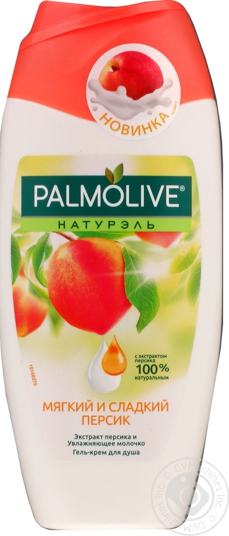 PALMOLIVE ГЕЛЬ Д/ДУШУ ПЕРСИК 2  - купить со скидкой