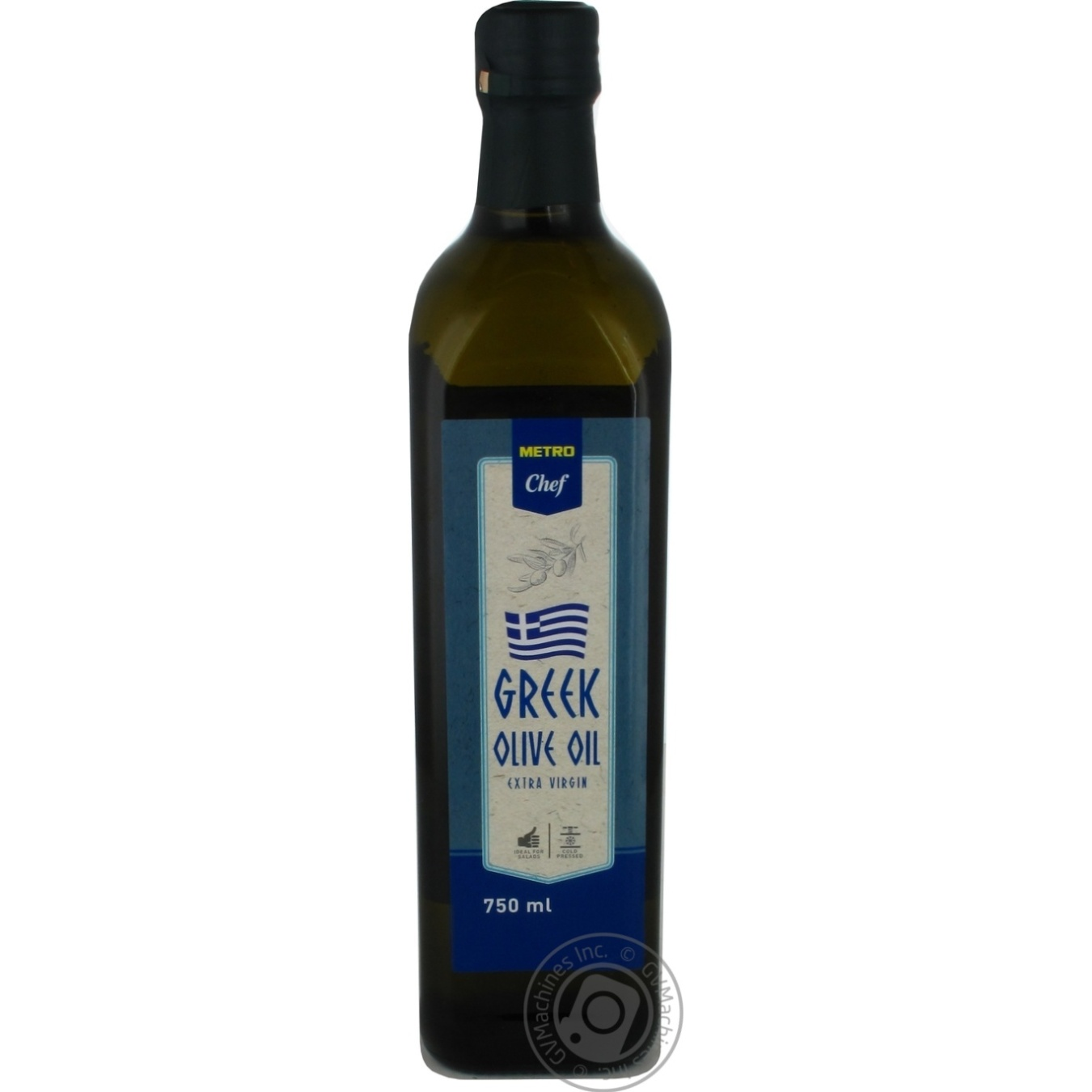 Купить Масло оливковое METRO Chef Extra Virgin 750мл