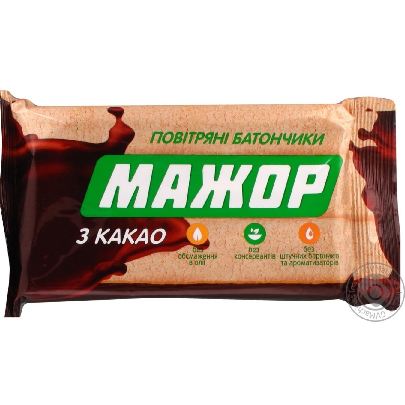 Купить АВК БАТ МАЖОР 196Г З КАКАО