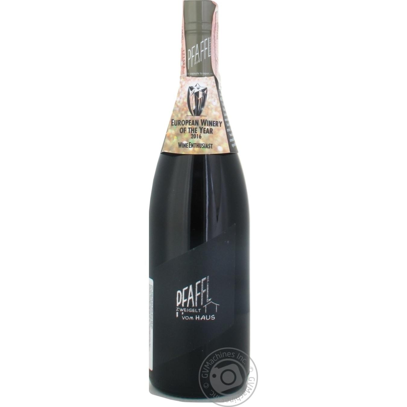 Купить Вино Pfaffl Zweigelt червоне сухе 13% 0, 75л