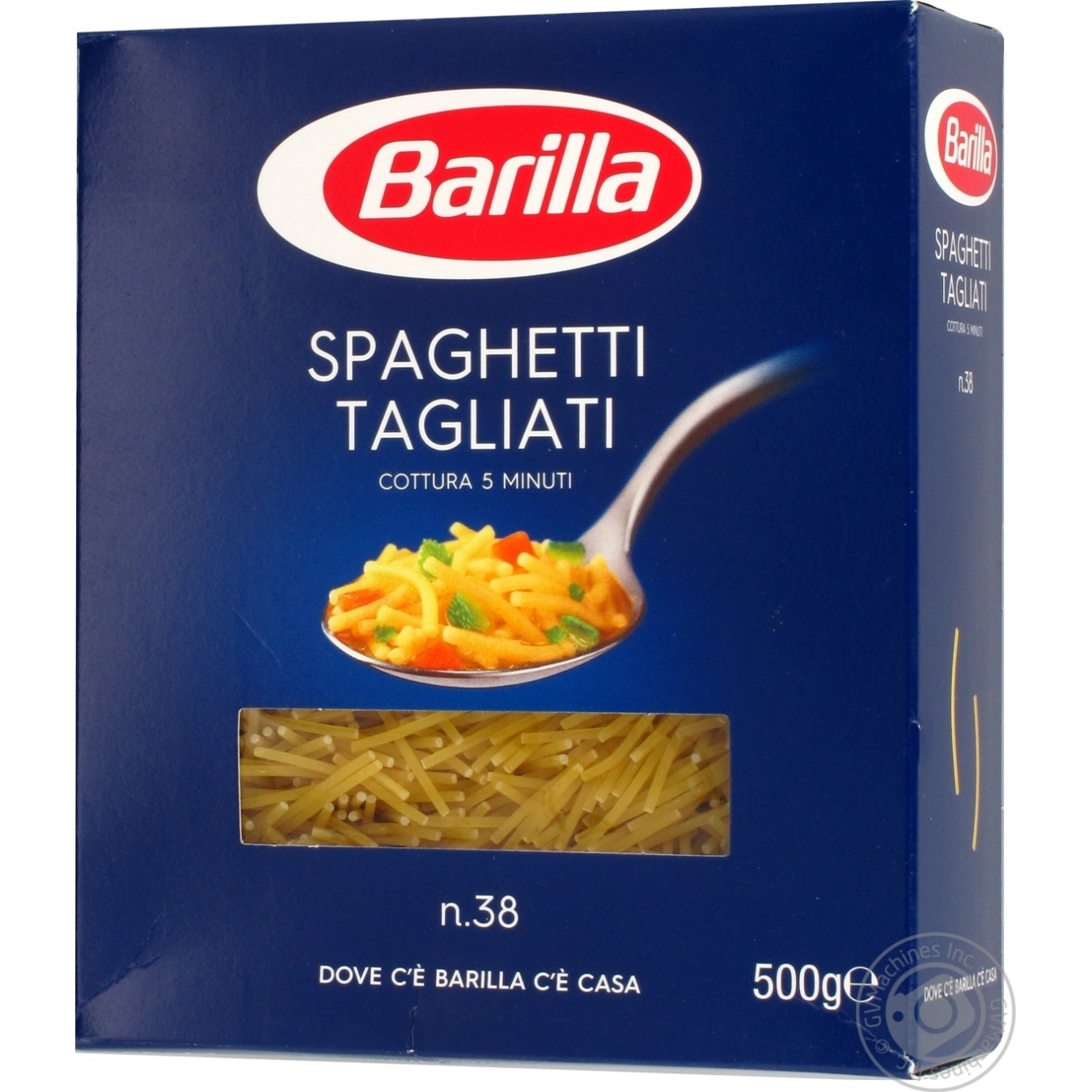 barilla what is the impact of