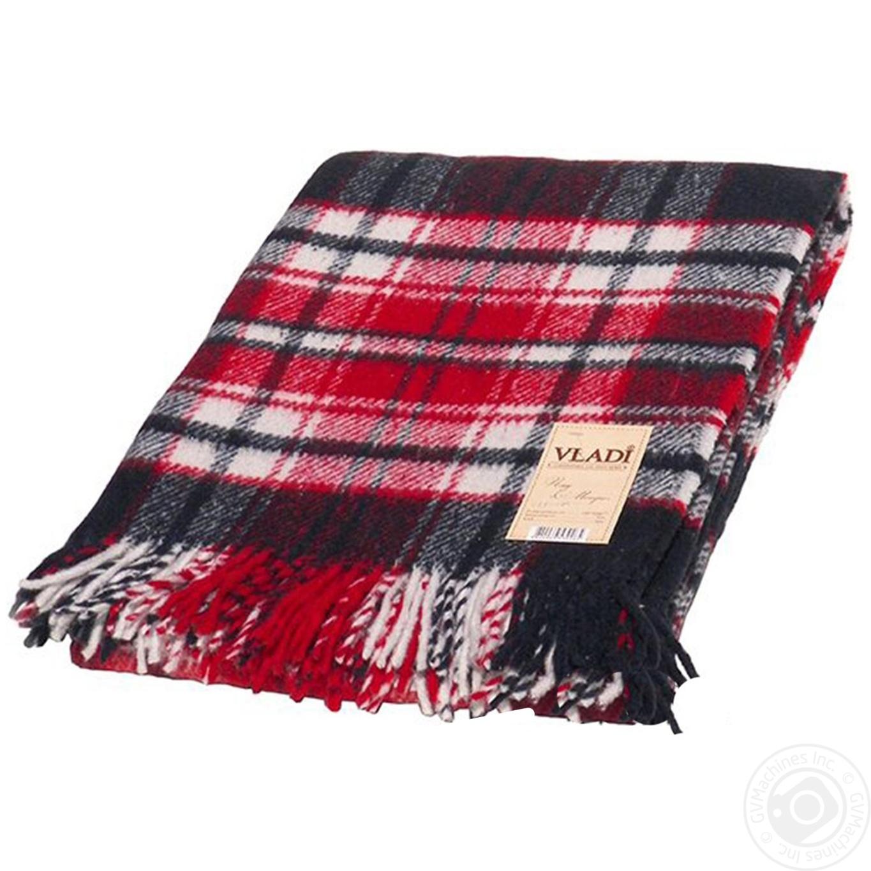 Купить Домашній текстиль, VLADI ПЛЕД МЕТРО 140Х200СМ