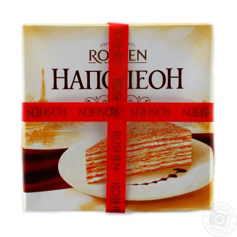 Купить Торт Roshen Наполеон 1кг