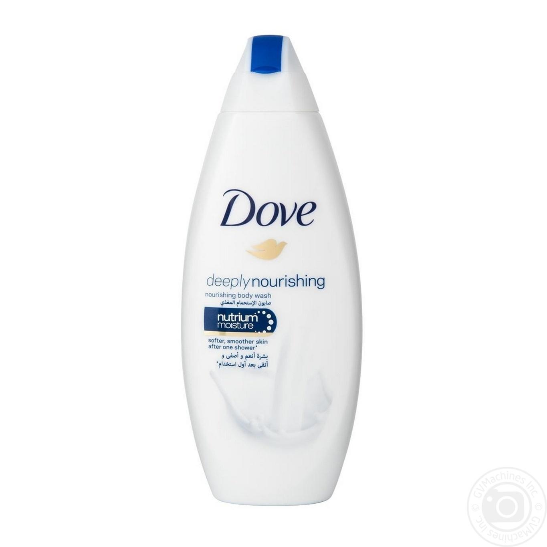 Купить Dove Крем-гель для душа Глубокое Питание и Увлажнение 250мл