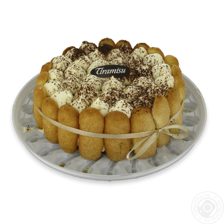 Купить Тістечка і торти, Торт Valencia Тірамісу 700г