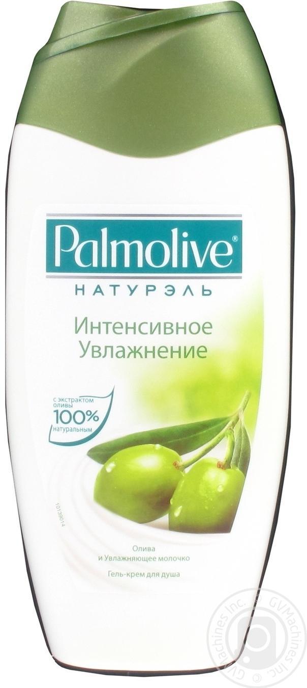 Купить Гель для душа Palmolive Олива и увлажняющее молочко 250мл