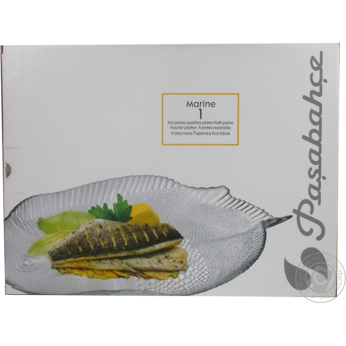 Купить Блюдо Pasabahce Marine
