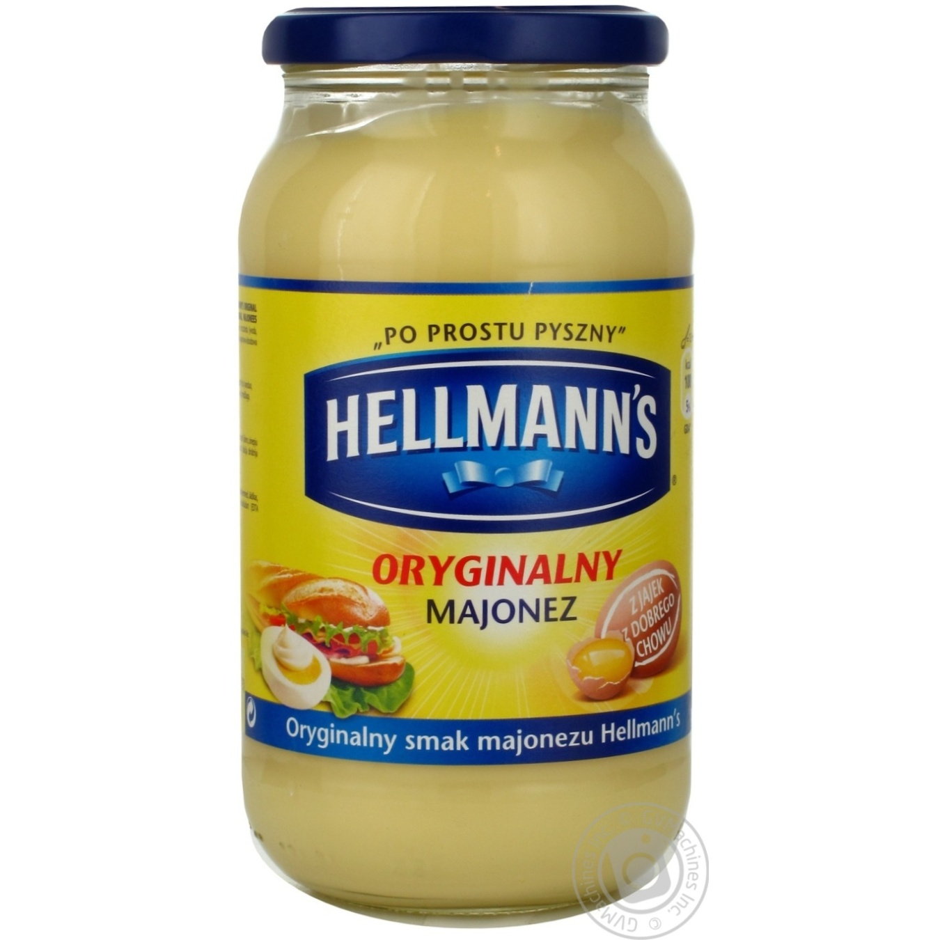 Купить Майонез Hellmann's Оригинальный 420мл