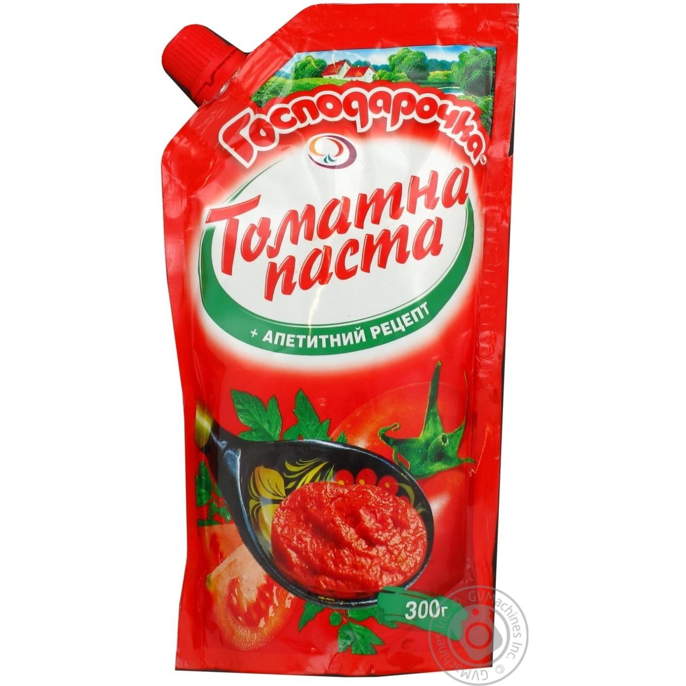 Купить Томатная паста Господарочка 25% 300г