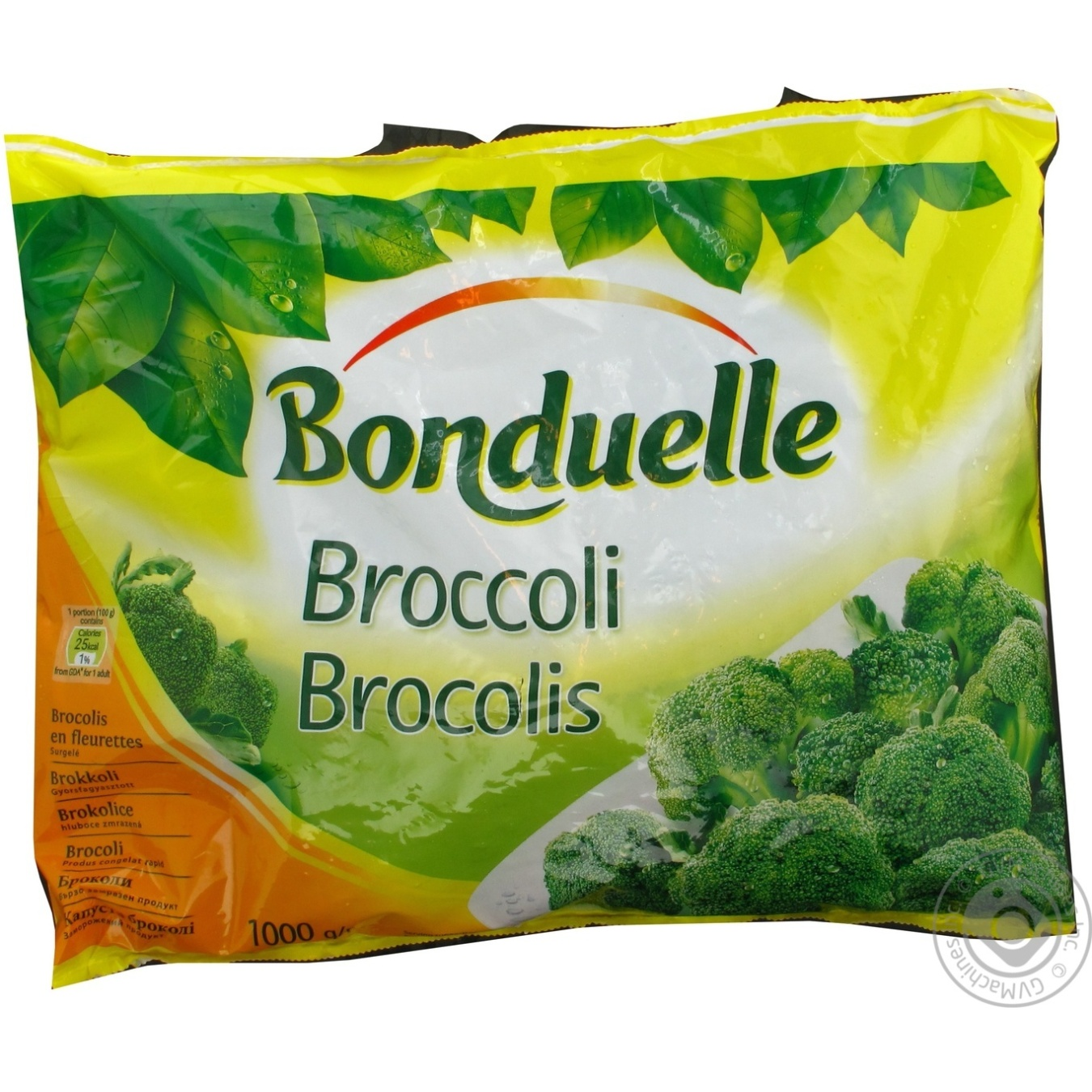 Купить Капуста Броколі Banduelle заморожена 1кг