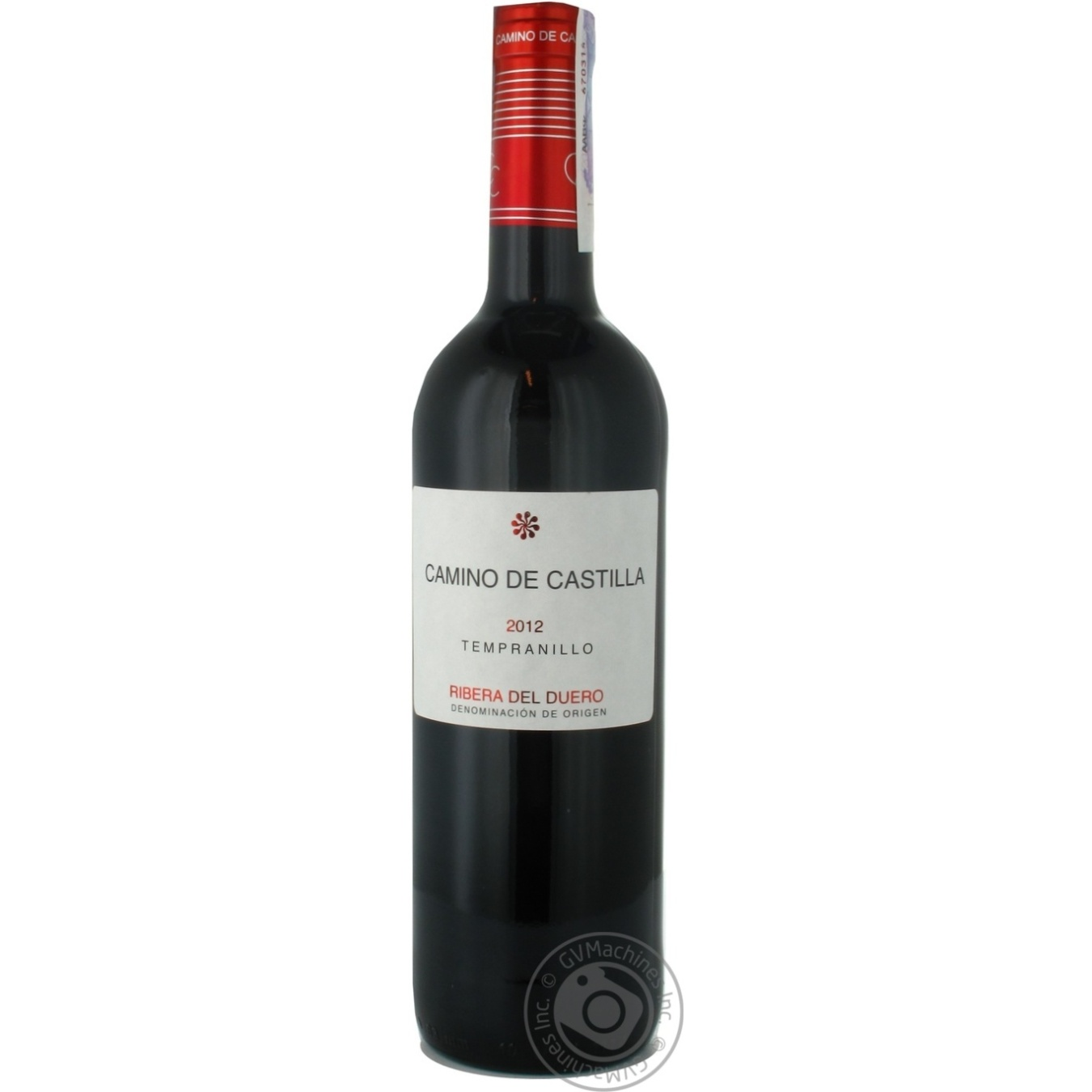 Купить Алкоголь та енергетики, Вино Caminо de Castilla Tempranillo червоне сухе 0, 75л