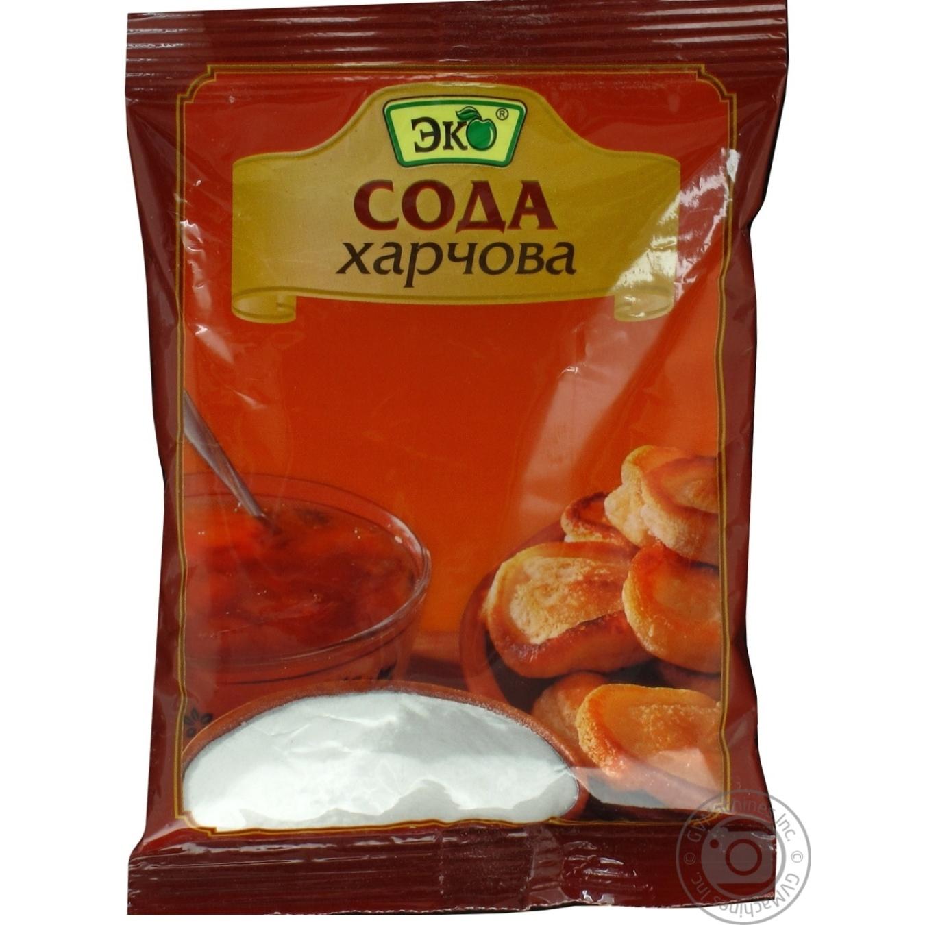 Купить Сода Эко пищевая 200г