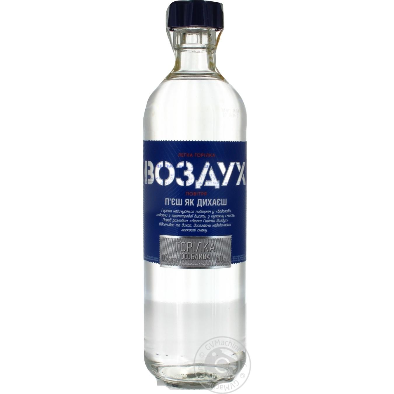 Купить Водка Воздух легкая 0, 7л