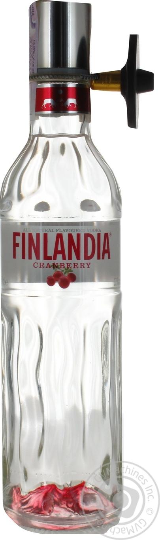 Купить Водка Finlandia Клюква белая 37.5% 0, 5л