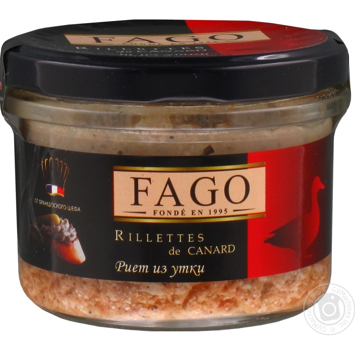 Купить FAGO РІЄТ З КАЧКИ 180Г