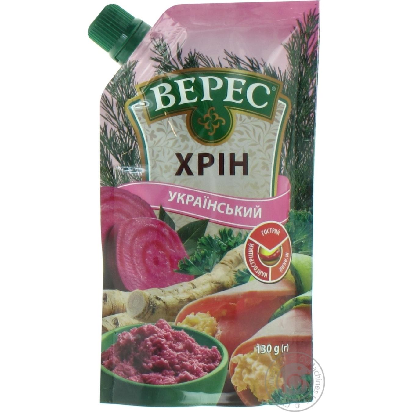 Купить Хрен Верес Украинский 130г