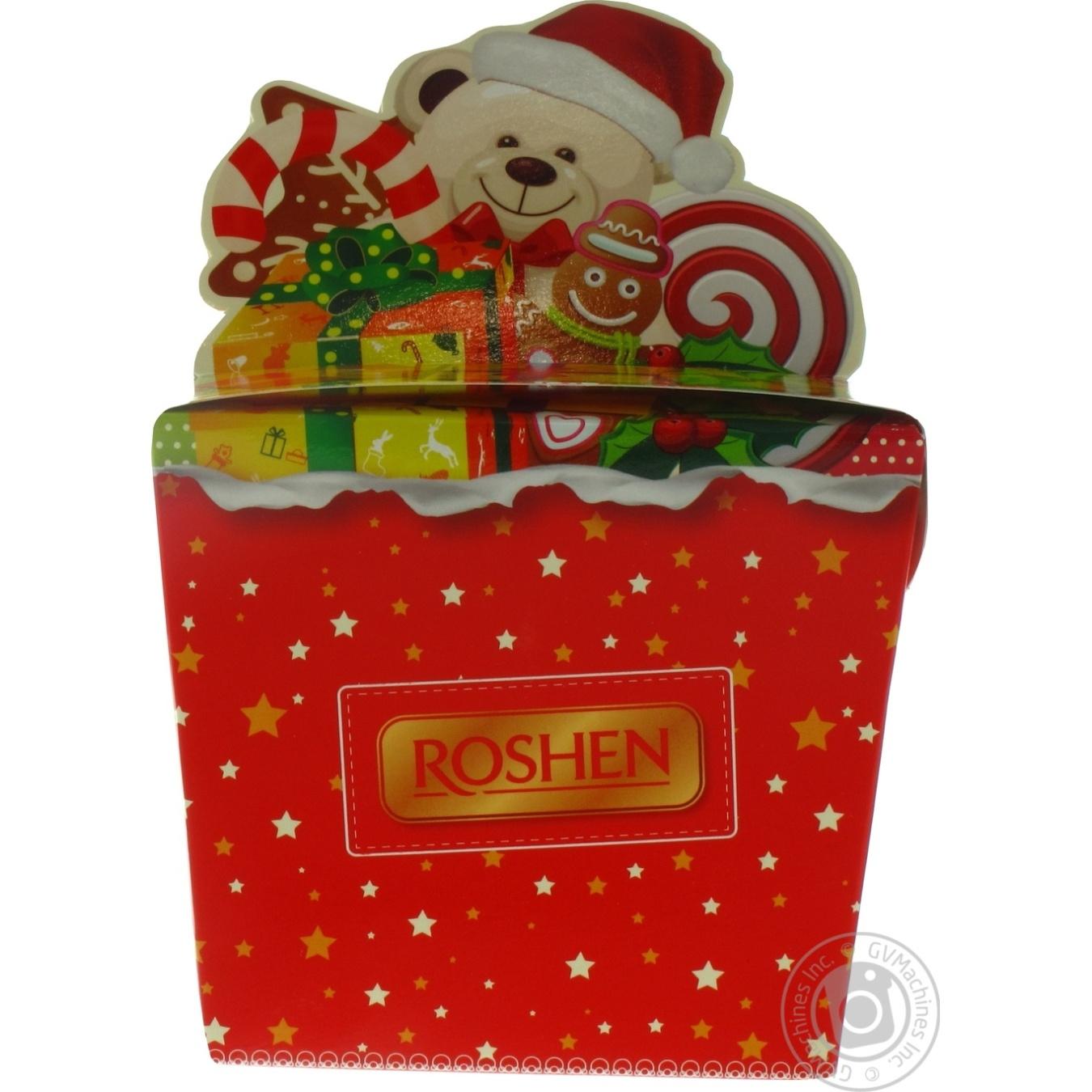 Купить Набір подарунковий №6 Roshen Новорічне свято 396г