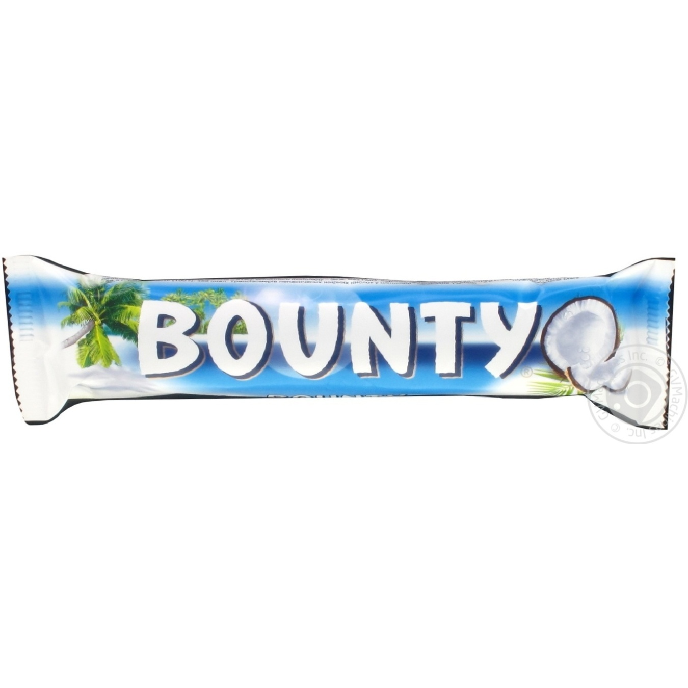 Купить Шоколадный батончик Bounty 57г