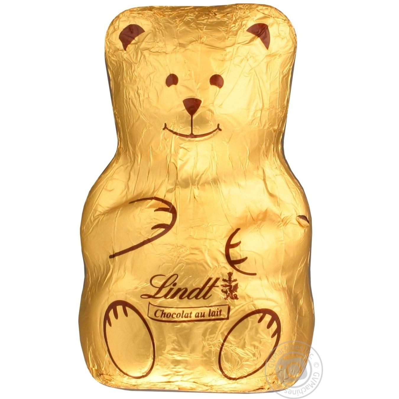 Купить Фігурка шоколадна Lindt тедді 100г
