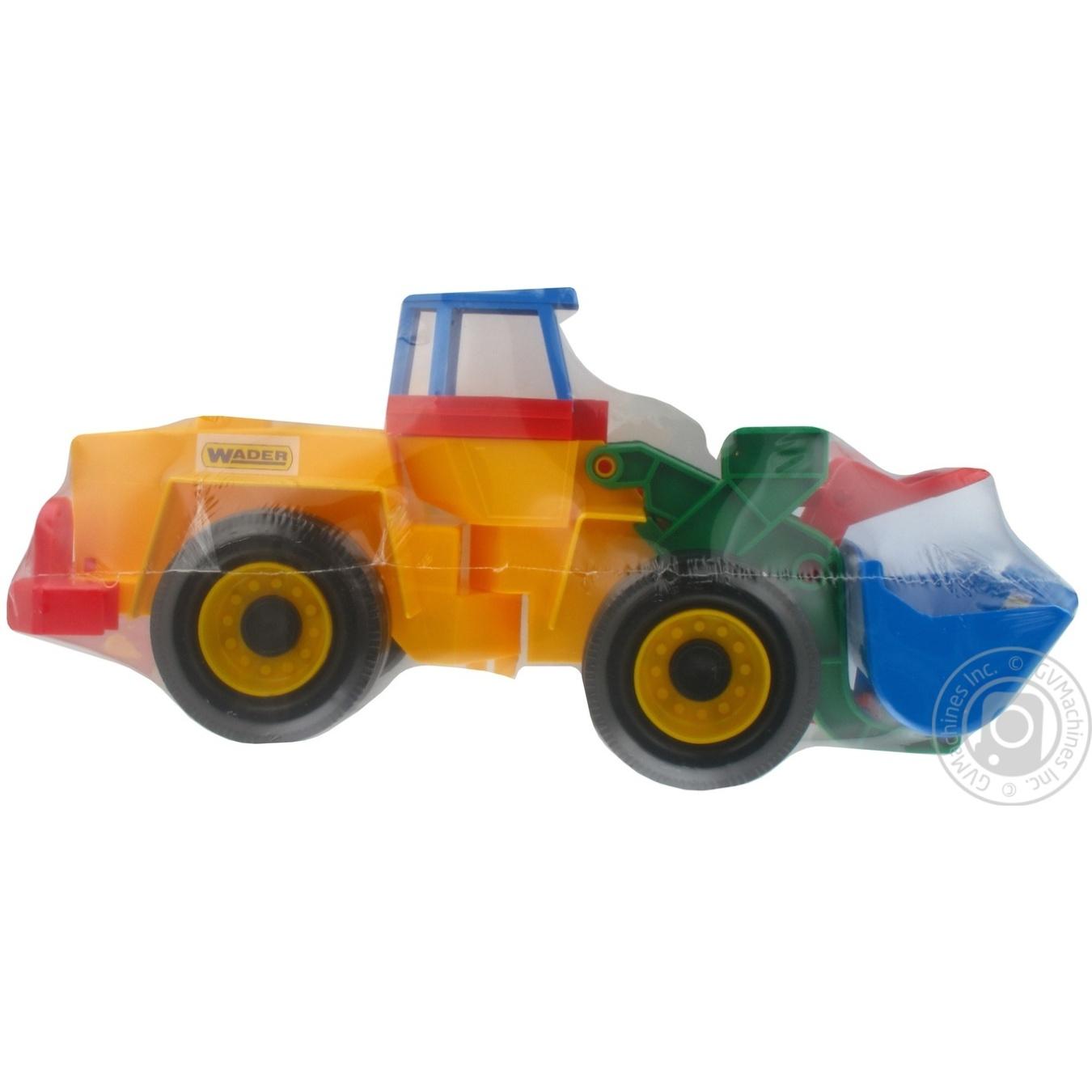 Іграшка Wader Екскаватор 39212