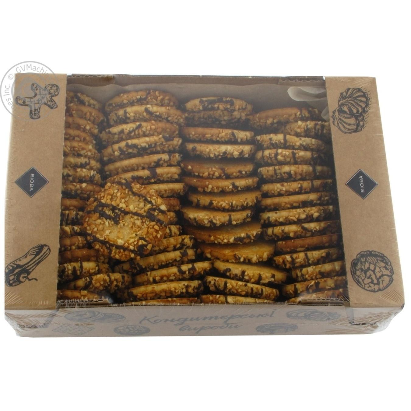 Печиво Rioba здобне альпійське 900г