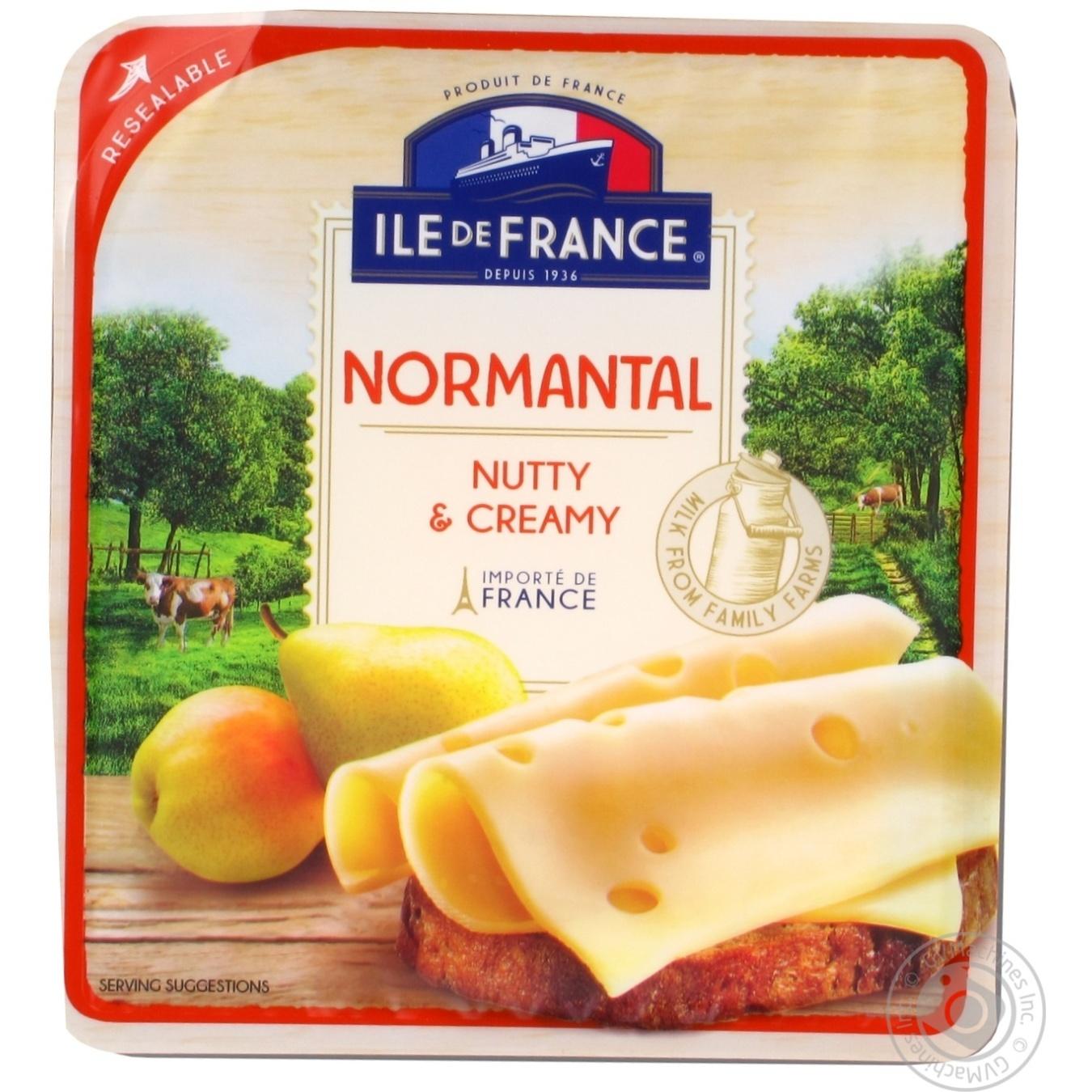 Купить Сир Ile de France норманталь 150г