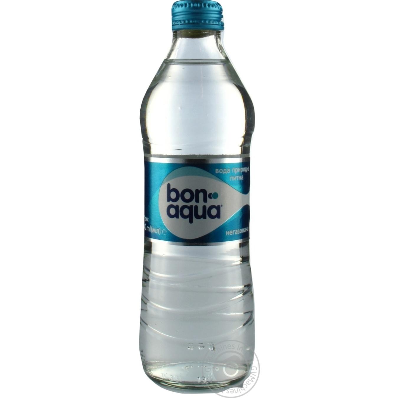 Купить Мінеральна вода, Вода Bonaqua негазована 330мл